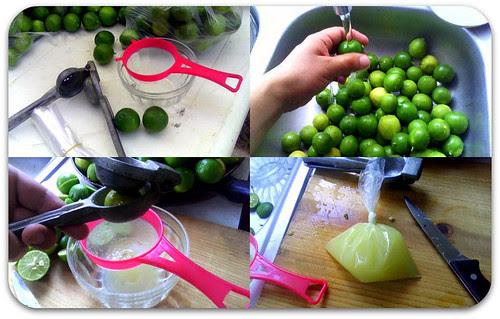 ¿Cómo congelar limones?