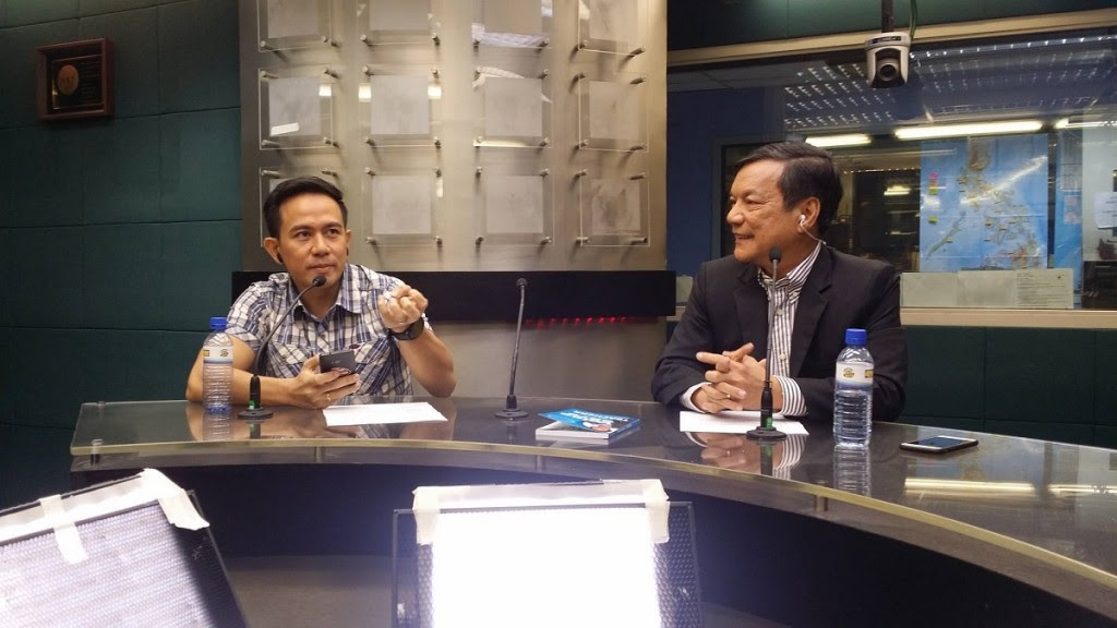 The VoiceMaster with the voice of ABS CBN Peter Musngi on DZMM Turo-Turo