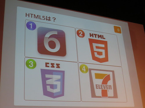 HTML5 Conference 2012