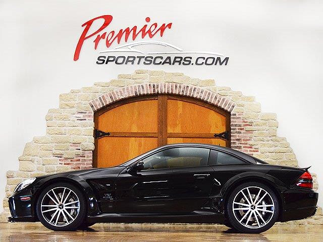 2009 Mercedes-Benz SL65 AMG Black Series for sale in ...