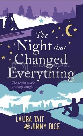 The Night that Changed Everything by Laura Tait & Jimmy Rice