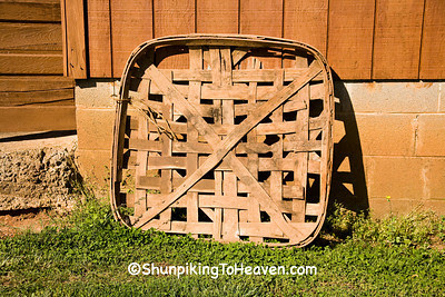 Tobacco Basket, Patrick County, Virginia