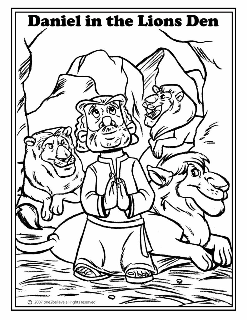 460 Coloring Pages For Sunday School Toddlers Pictures