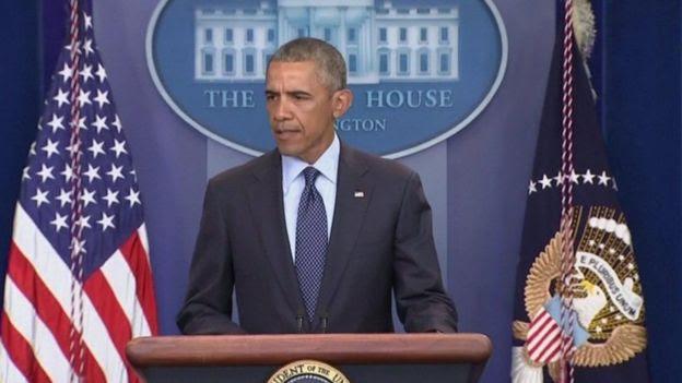 Obama fez apelo sobre legislação de armas
