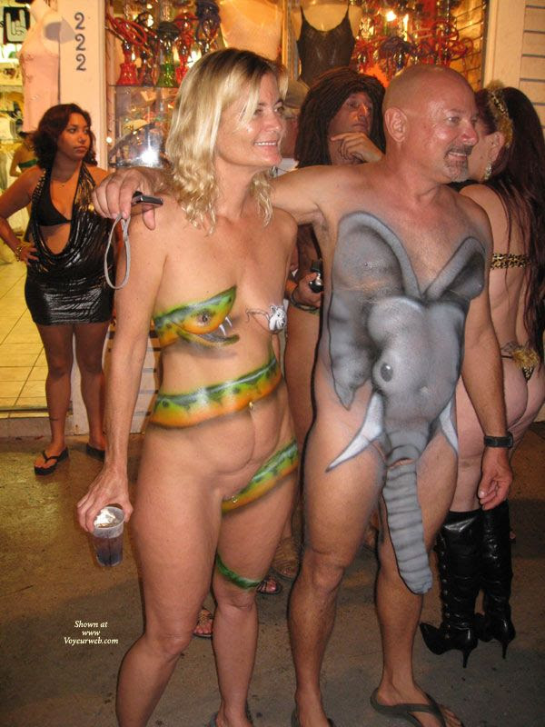 fantasia carnaval - pintura corpo