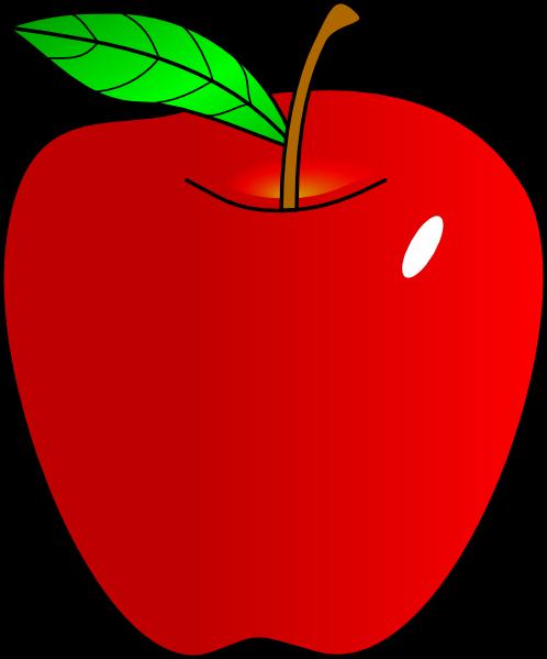 85 Gambar Apel Merah Kartun Paling Bagus