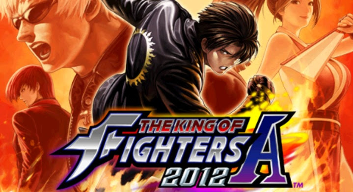Baixar THE KING OF FIGHTERS-A 2012 - Para Android
