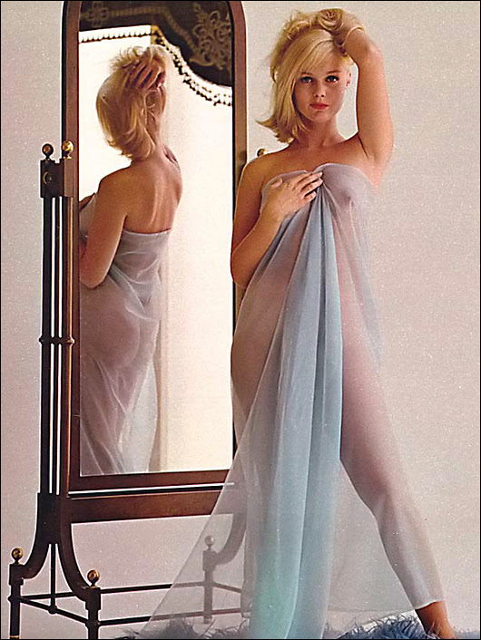 carol lynley see through