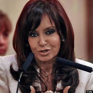 President of Argentina Cristina Fernandez de Kirchner has nationalized a major oil firm Repsol-YPF inside the South American country. She says the action was necessary to gain control of the South American country's oil resources. by Pan-African News Wire File Photos