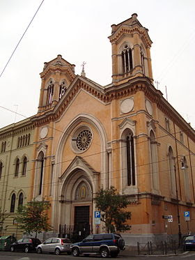 Image illustrative de l'article Église Santa Maria Immacolata all'Esquilino