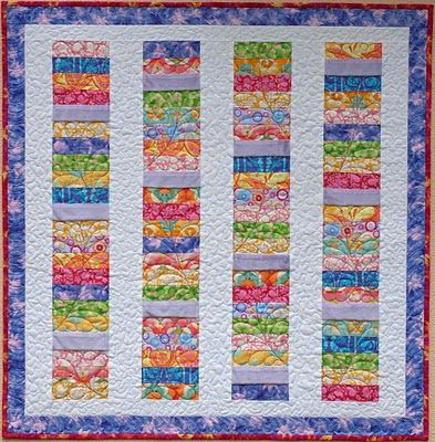 Sampaguita Quilts: Soft as a Feather