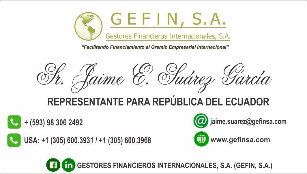 ECUADOR: (JAIME SUÁREZ)