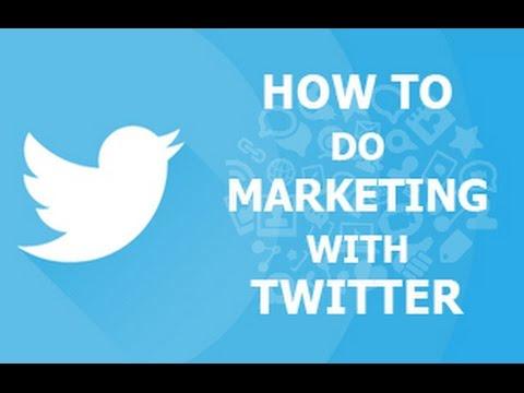 Effective Use of Twitter in Digital Marketing in 2019