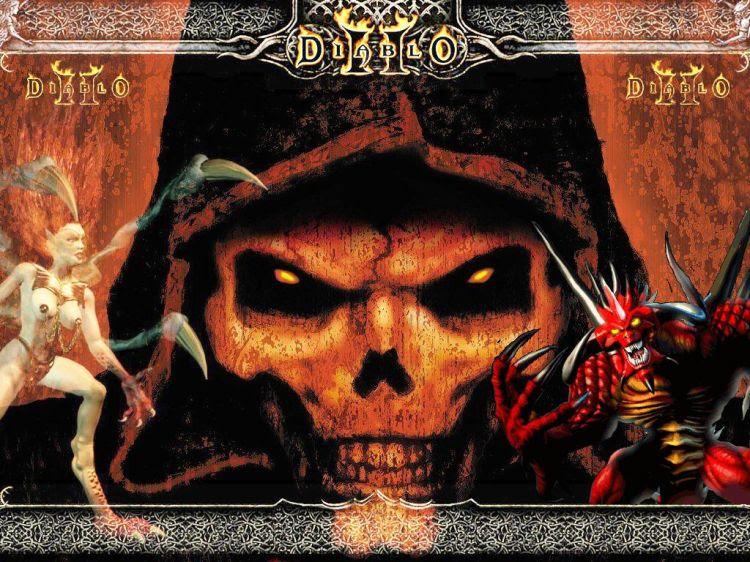 pictures Tundra in Diablo 2: Lord diablo 2 wallpapers. mon premier wall de