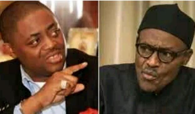 Femi Fani_kayode & President Buhari