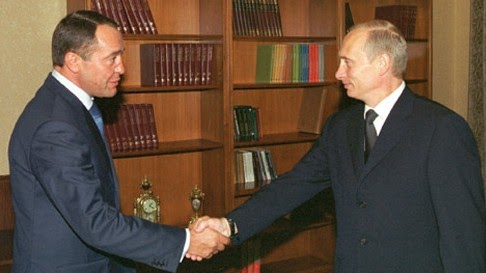 About an heart attack (?) : Ex-Putin aide found dead in US hotel
