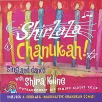Shirlala Chanukah Album Cover