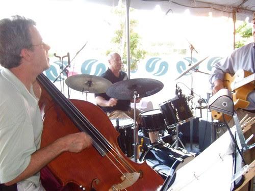 Christopher Allen, Luke Brouillette @ Barnwell Jazz, Shreveport by trudeau