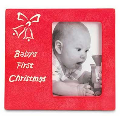 Christmas Shop Babys First Christmas Picture Frame Ppm37629