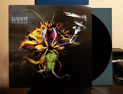 Ween - The Mollusk LP by Tim PopKid