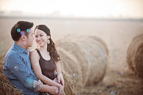 Suleen ~ Pre-wedding Photography