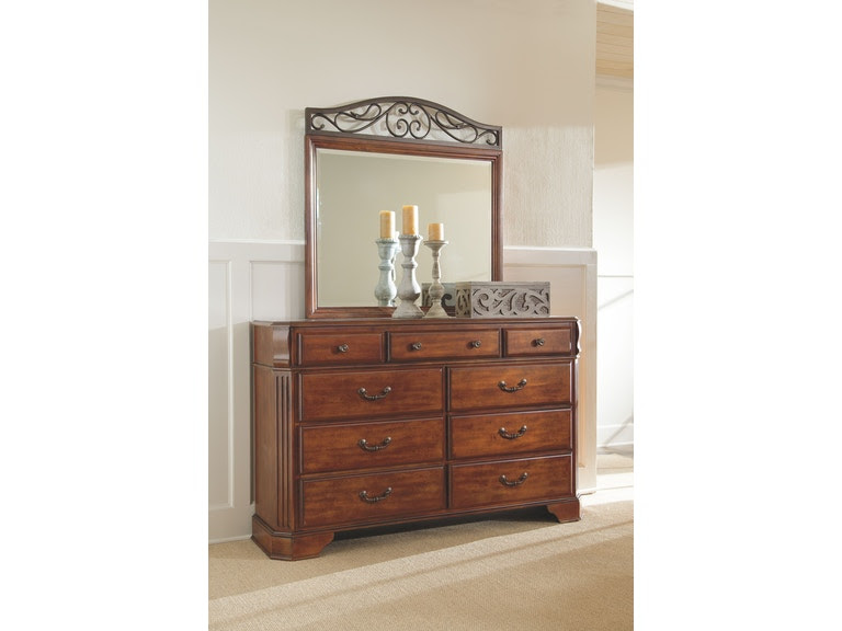 Signature Design By Ashley Bedroom Dresser B429 31 Tip Top