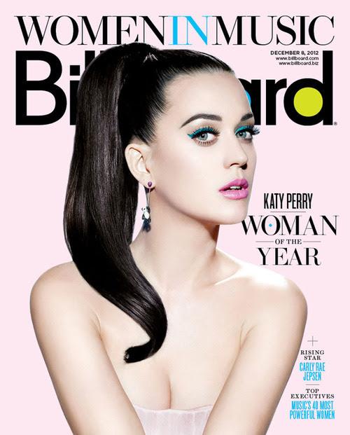Katy Perry é capa de edição especial da Billboard (Foto: Divulgação / Revista Bilboard)
