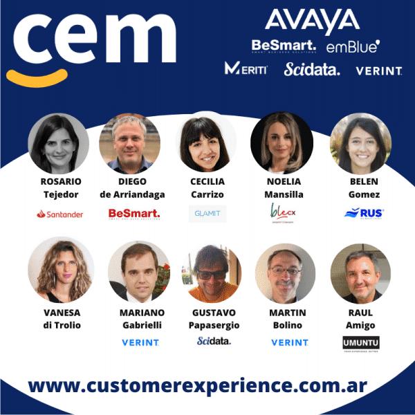 CEM Customer Experience - 27 de mayo