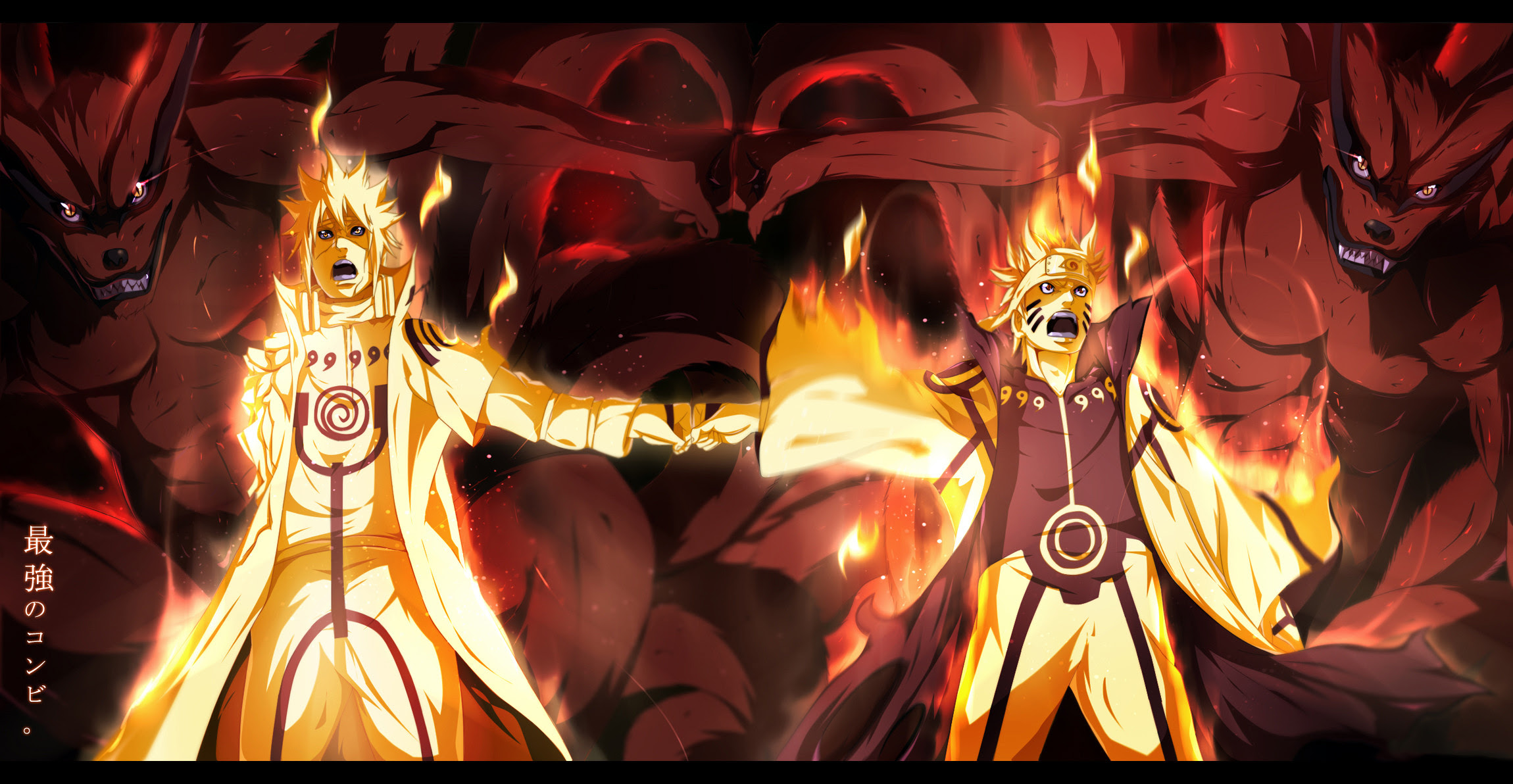 Download 7000 Koleksi Wallpaper Naruto Dan Kurama HD Gratid