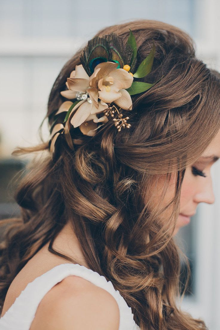 Simple Hairstyle For Wedding Dinner Hairstyle Girls
