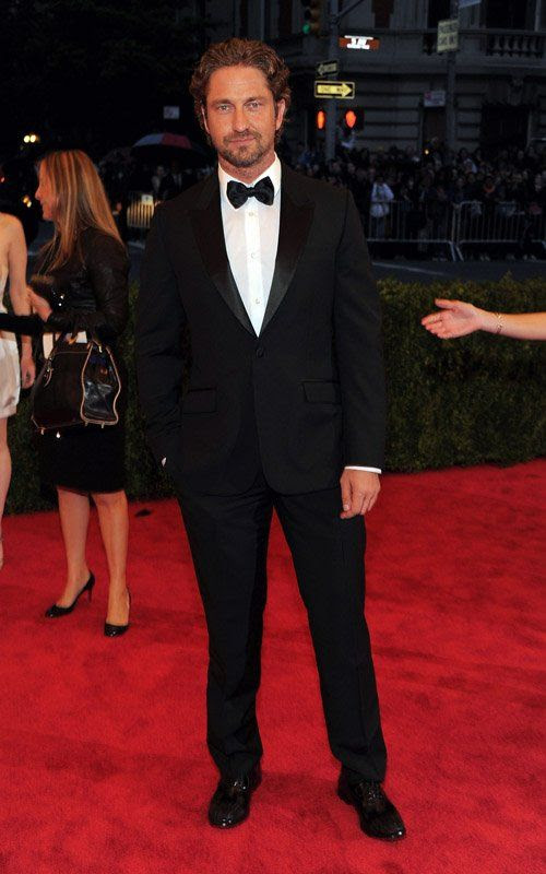 Costume Institute Gala Met Ball - May 7, 2012, Gerard Butler