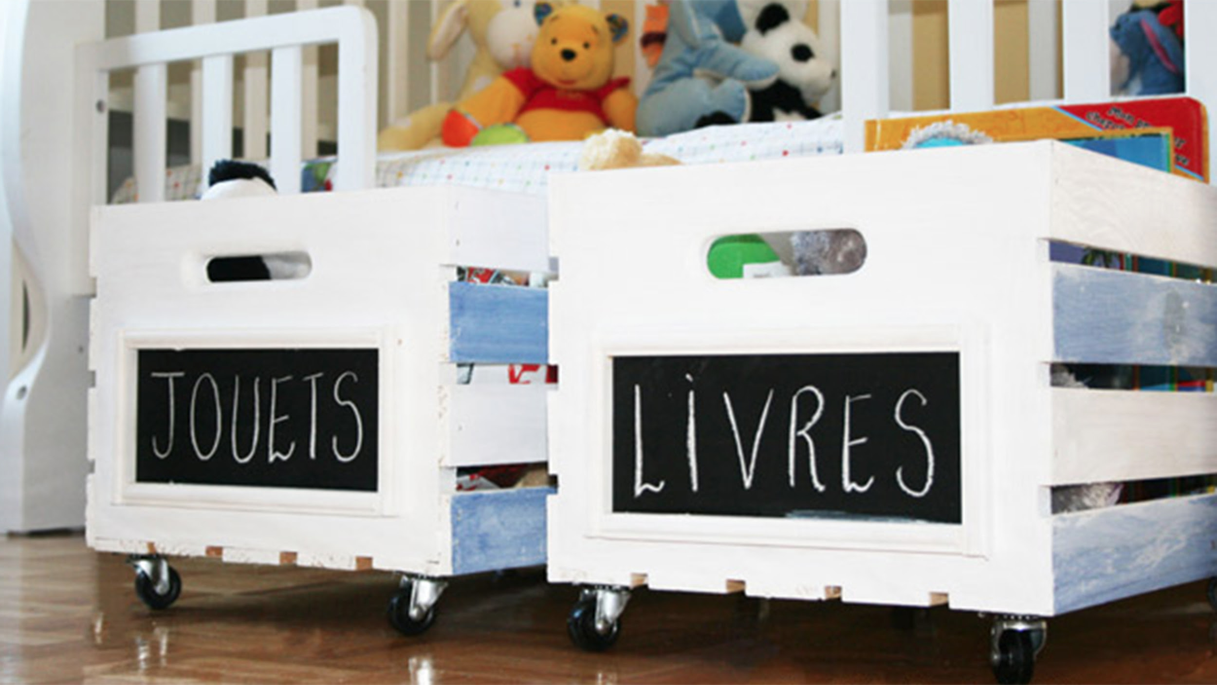 Hide The Mess With Style 9 Creative D I Y Toy Storage Solutions