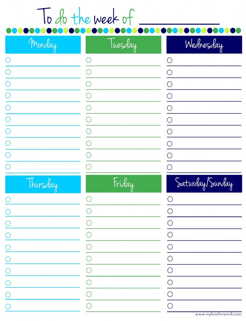 Daily To Do List Android   Job Proposal Form Sample