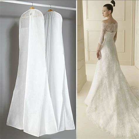 Large Bridal Gown Wedding Dress Garment Dustproof
