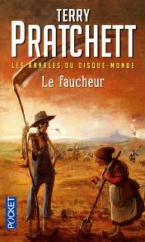 Couverture Les Annales du Disque-Monde, tome 11 : Le Faucheur