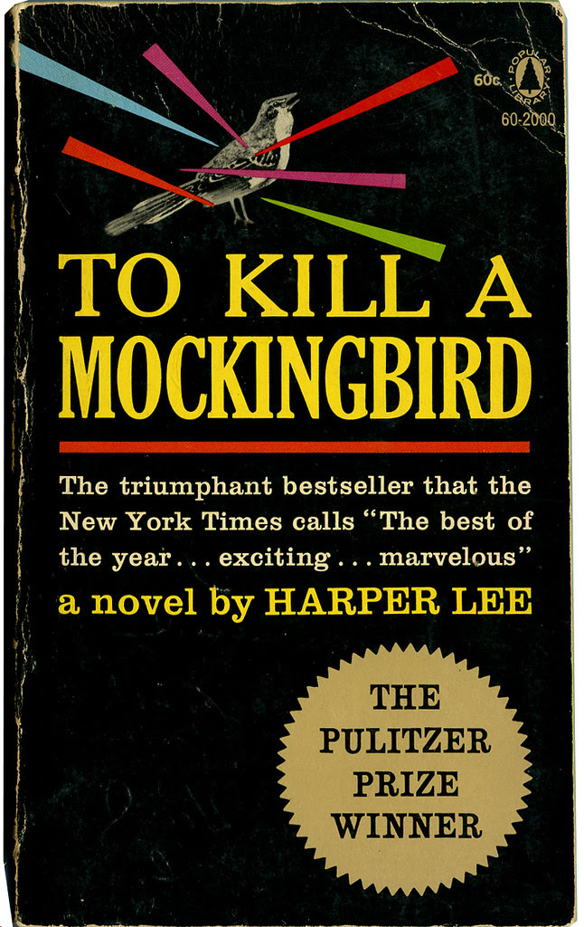 To Kill A Mockingbird_tatteredandlost