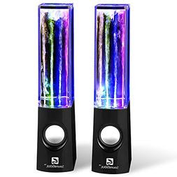Sharper Image Water Speakers Waterproof Case