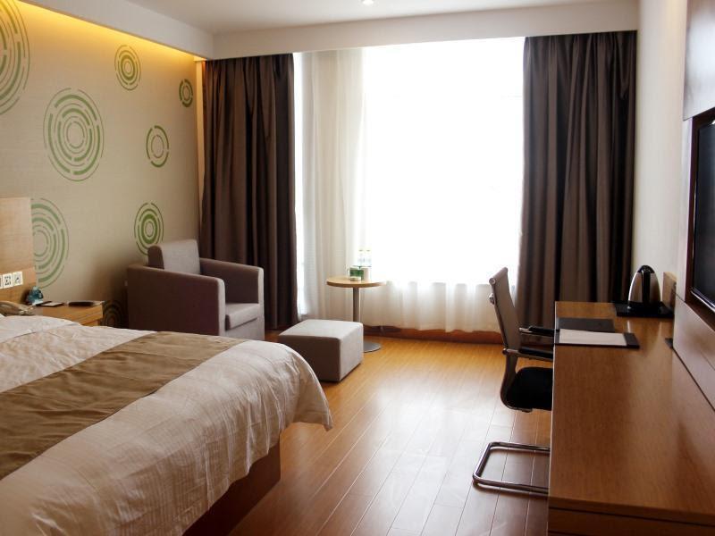 GreenTree Inn Shandong Heze Caoxian Zhuangzhai Town Oriental Times City Business Hotel Reviews