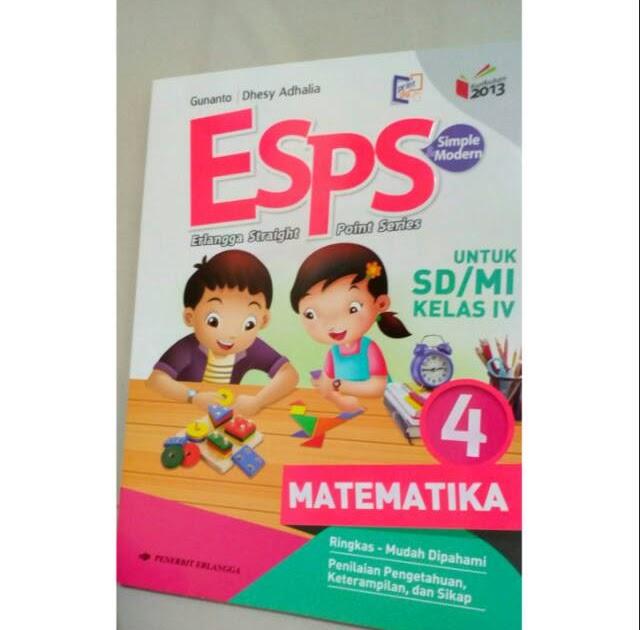 Kunci Jawaban Esps Matematika Kelas 4 Bab 1 Guru Galeri
