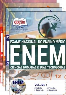 ENEM 2018-EXAME NACIONAL DE ENSINO MÉDIO - ENEM
