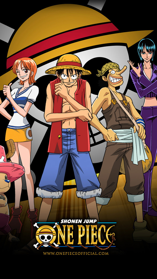 One Piece - The iPhone Wallpapers
