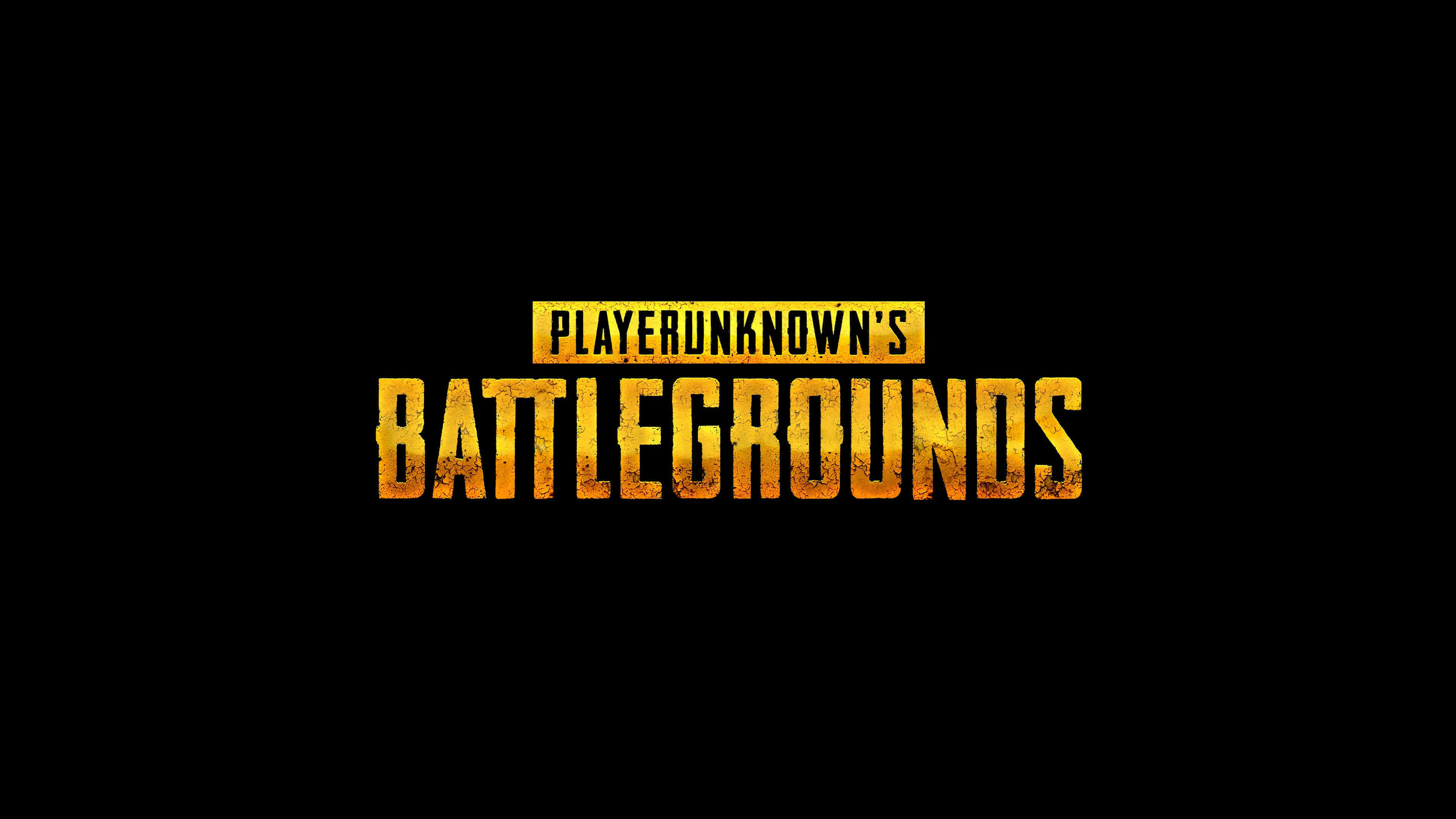 PUBG Player Unknown Battlegrounds Logo UHD 4K Wallpaper Pixelz