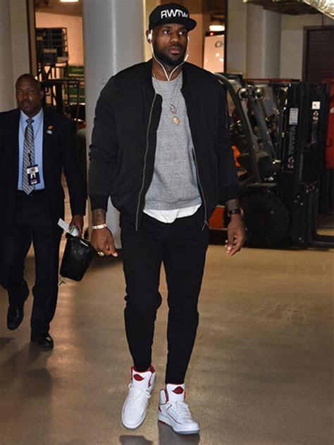 Lebron James Fashion Style