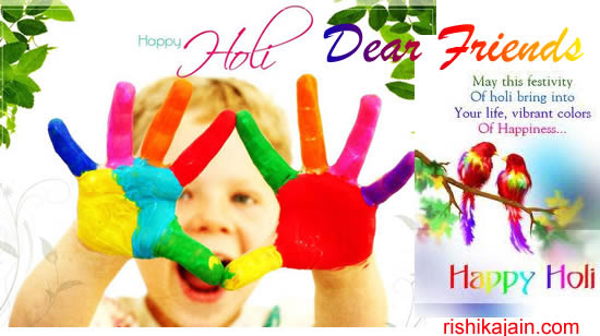 Wish You A Happy Holi Daily Inspirations For Healthy Living