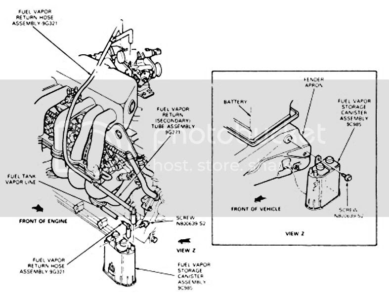 Ford 300 Inline 6 Vacuum Diagram