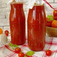 Przepis Passata Pomidorowa Z Bazylią I Czosnkiem Proste Przepisy