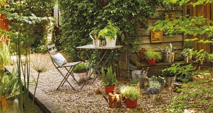 Dormitorio muebles modernos ideas para decorar el jardin for Como decorar el jardin de mi casa
