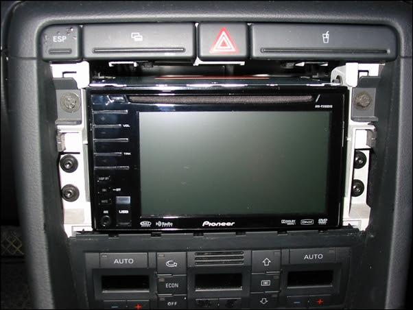 Pioneer Avh P3100dvd Wiring Harnes