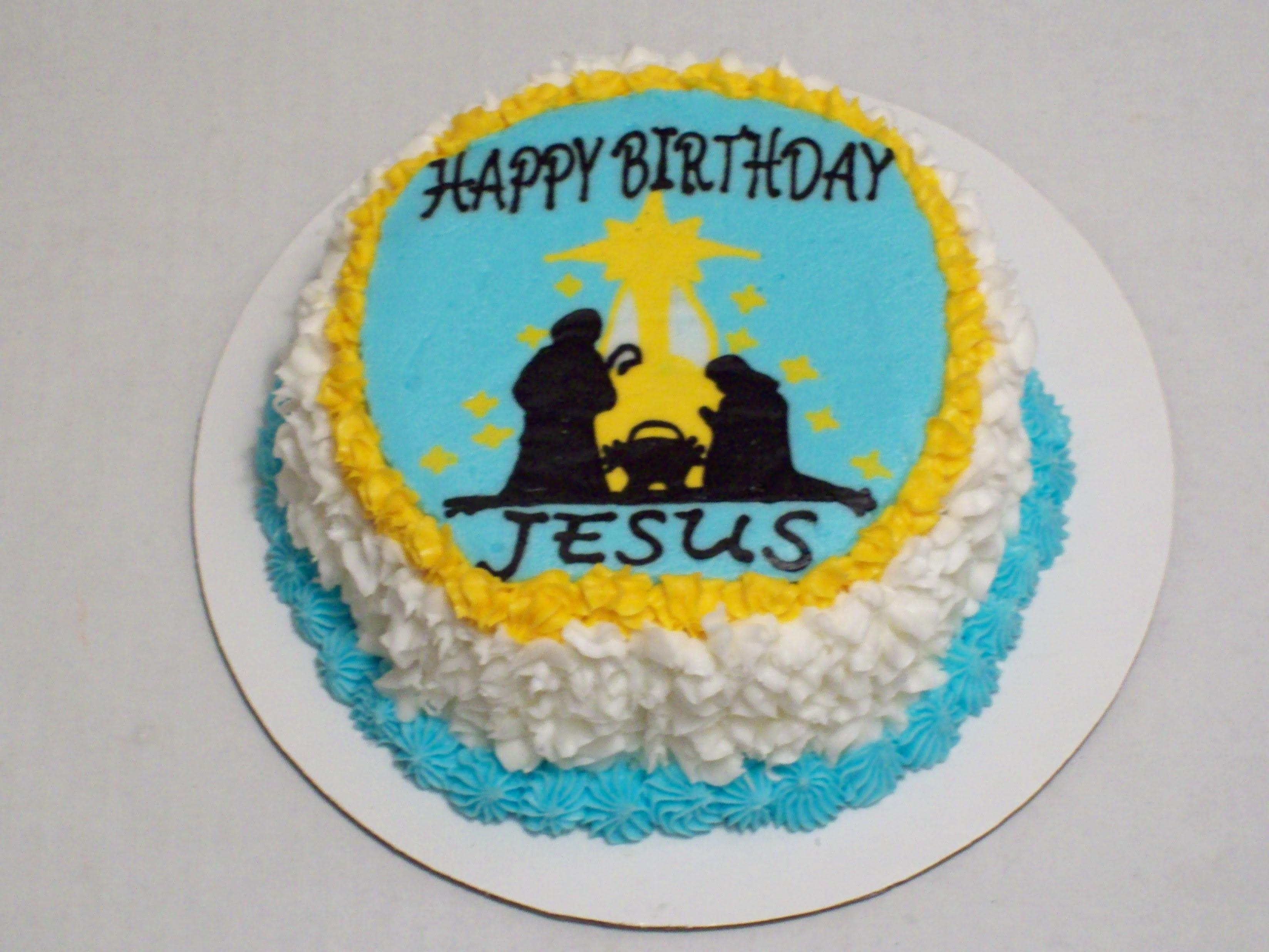 Happy Birthday Jesus Cake Pictures Brithday Cake