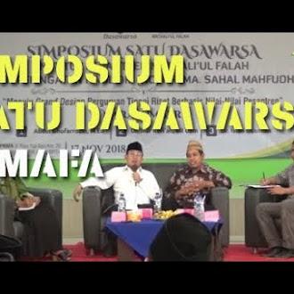 Simposium Satu Dasawarsa IPMAFA
